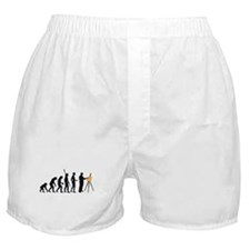Funny Artist Boxer Shorts