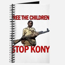 Free The Children 2012 KONY Journal