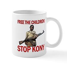 Free The Children 2012 KONY Small Small Mug