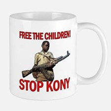 Free The Children 2012 KONY Small Small Mug