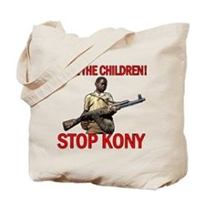 Free The Children 2012 KONY Tote Bag