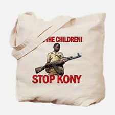 Free The Children 2012 KONY Tote Bag