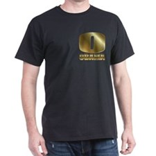 Big Gold O Barack Obama T-Shirt