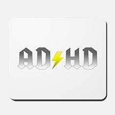ADHD Rock Design Mousepad