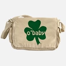 O'Baby Shamrock Messenger Bag