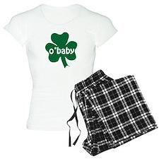 O'Baby Shamrock Pajamas