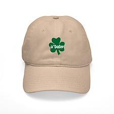 O'Baby Shamrock Baseball Cap