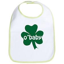 O'Baby Shamrock Bib