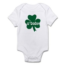 O'Baby Shamrock Infant Bodysuit