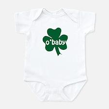 O'Baby Shamrock Infant Bodysuit