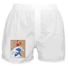 Bansai Surfer Boxer Shorts