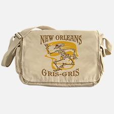 New Orleans Gris Gris Messenger Bag
