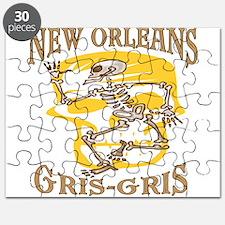 New Orleans Gris Gris Puzzle