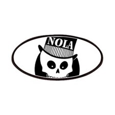 NOLa Sign Patches