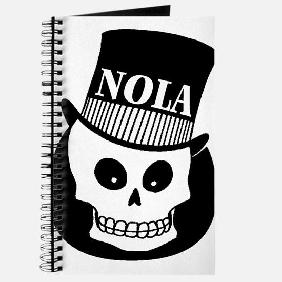 NOLa Sign Journal