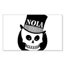 NOLa Sign Decal