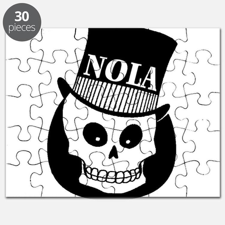 NOLa Sign Puzzle