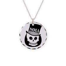 NOLa Sign Necklace
