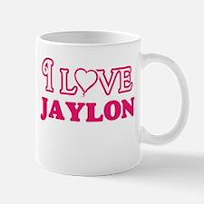 I Love Jaylon Mugs