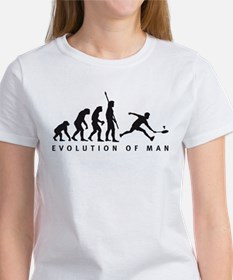 Evolution badminton Women's T-Shirt