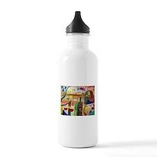 Wine Time Water Bottle