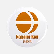 """Nagano-ken"" 3.5"" Button"