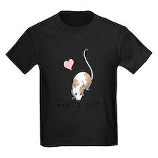 Cute Fancy rats T