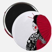 Geisha Magnet