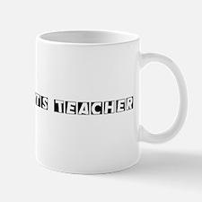 Language Arts Teacher Mug