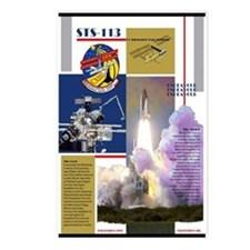 STS 113 Mission Poster Postcards (Package of 8)
