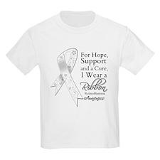 Retinoblastoma Ribbon T-Shirt