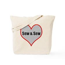 Sew & Sew Tote Bag