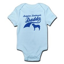 Belgian Laekenois Daddy Infant Bodysuit