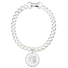 Mesothelioma Ribbon Bracelet