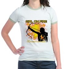 Girl on Fire T
