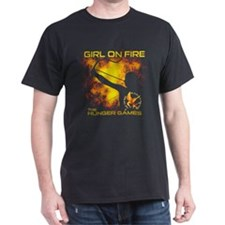 Girl on Fire T-Shirt