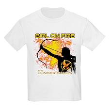 Girl on Fire T-Shirt