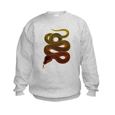 snake Kids Sweatshirt