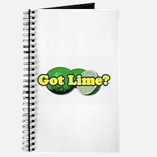 Got Lime? Journal