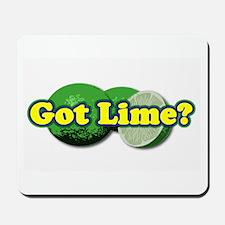 Got Lime? Mousepad