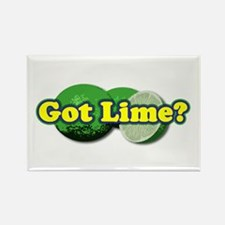 Got Lime? Rectangle Magnet
