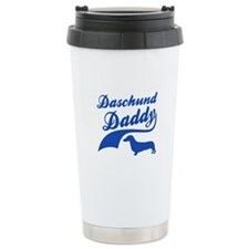 Daschund Daddy Travel Mug