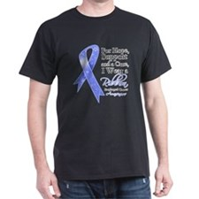 Esophageal Cancer Ribbon T-Shirt