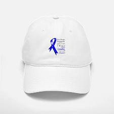 Colon Cancer Ribbon Baseball Baseball Cap