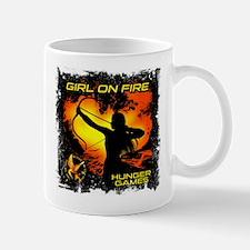 Girl on Fire 2 Mug
