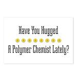 Hugged P. Chemist Postcards (Package of 8)