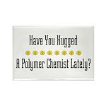 Hugged P. Chemist Rectangle Magnet (100 pack)