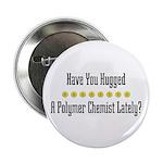"Hugged P. Chemist 2.25"" Button (100 pack)"