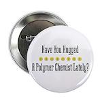 Hugged P. Chemist Button