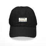 Hugged P. Chemist Black Cap
